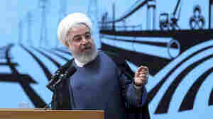Rouhani Backs Off Meeting With Trump, Saying U.S. Must First Lift Sanctions