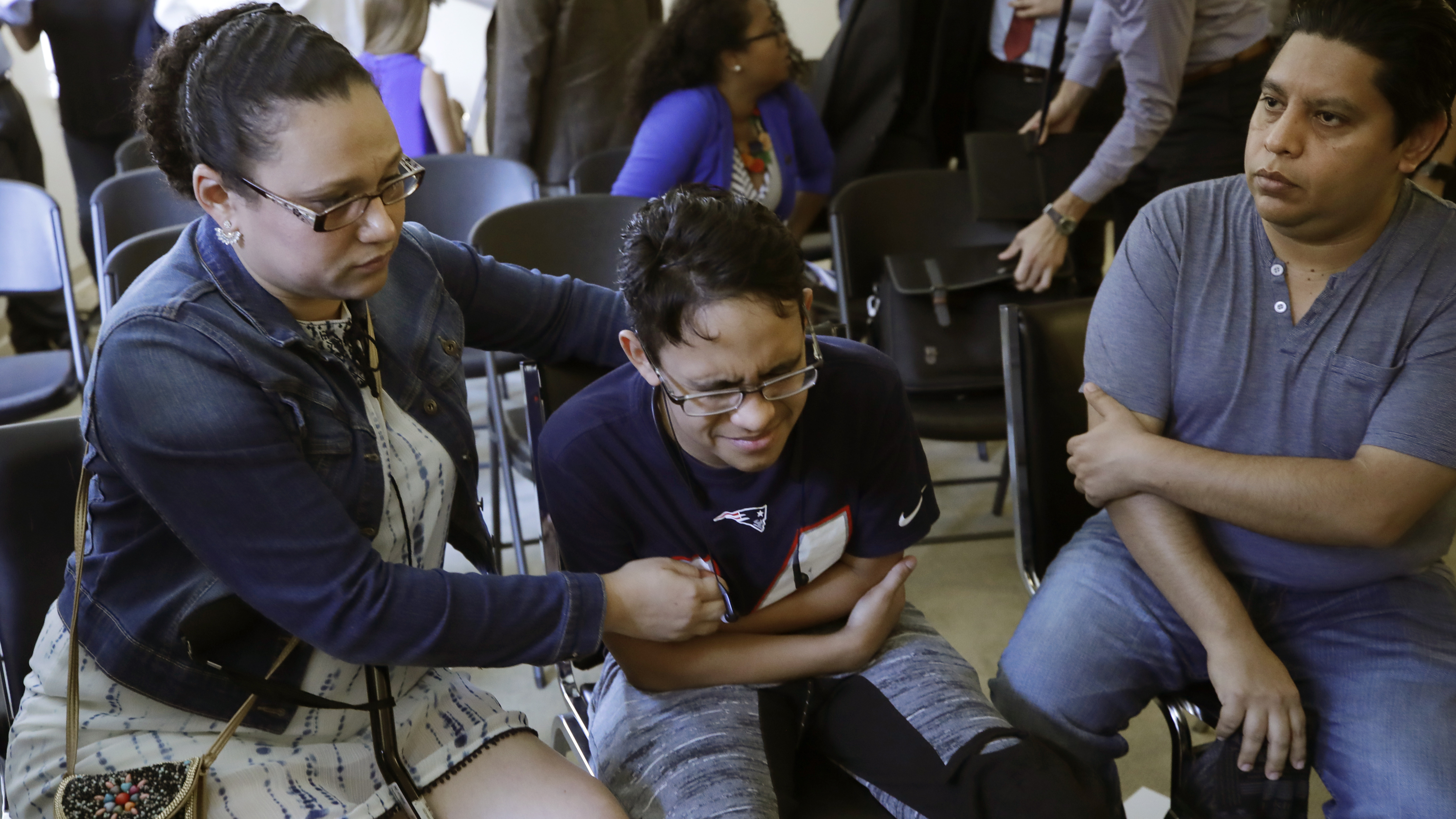 Trump Administration Ends Protection For Migrants' Medical Care