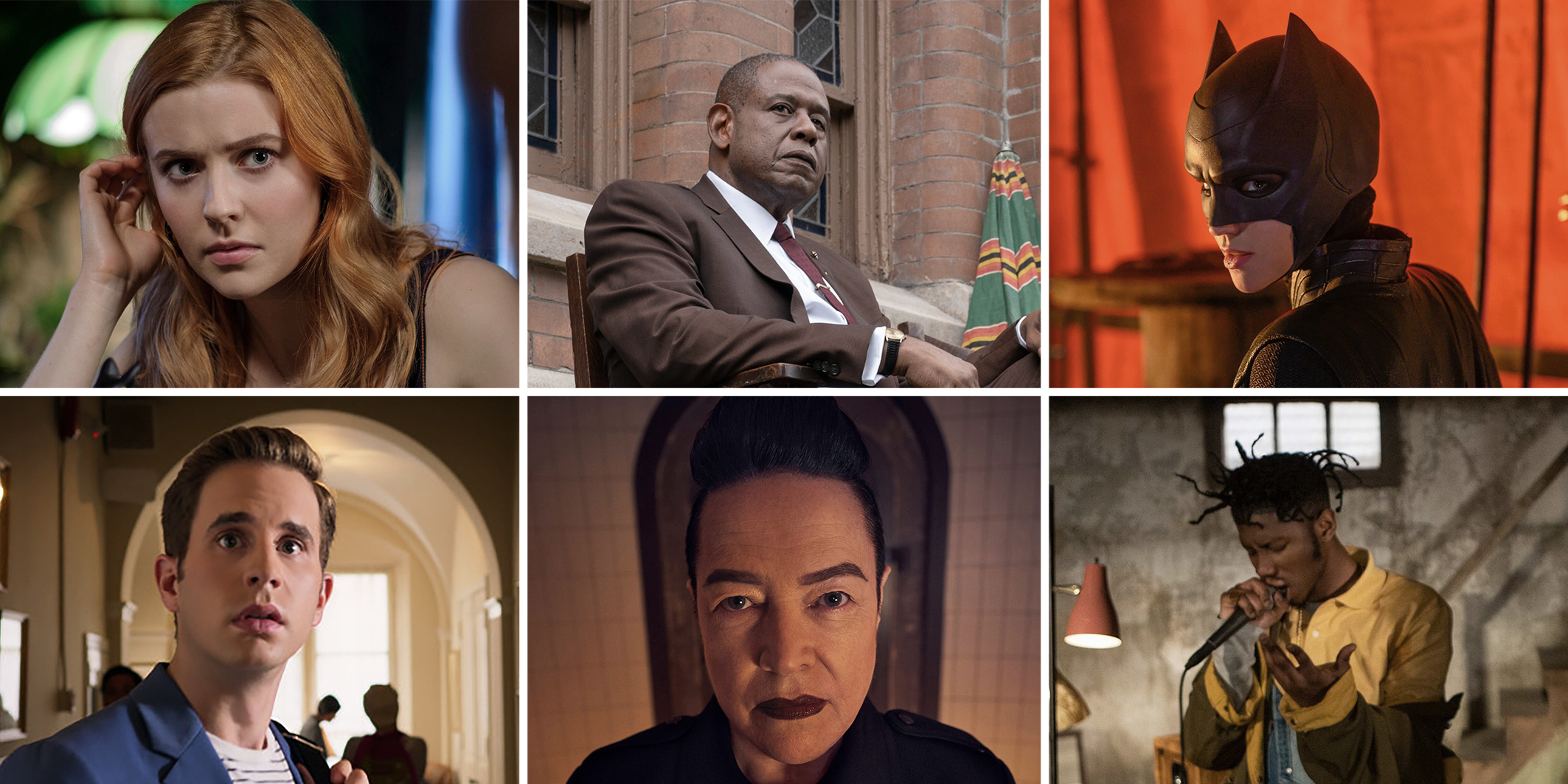 NPR's Fall TV Preview: 19 Shows To Watch Out For
