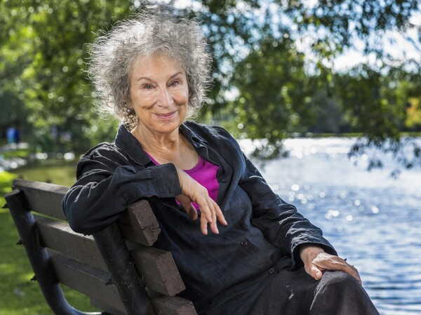 Margaret Atwood says reader questions about the world of The Handmaid's Tale — and the world we live in now — inspired The Testaments.