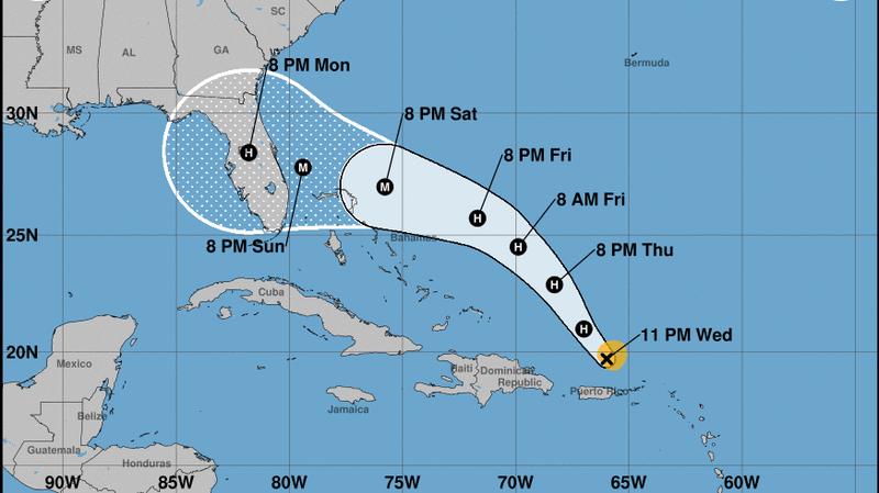 Hurricane Dorian Florida Governor Declares State Of