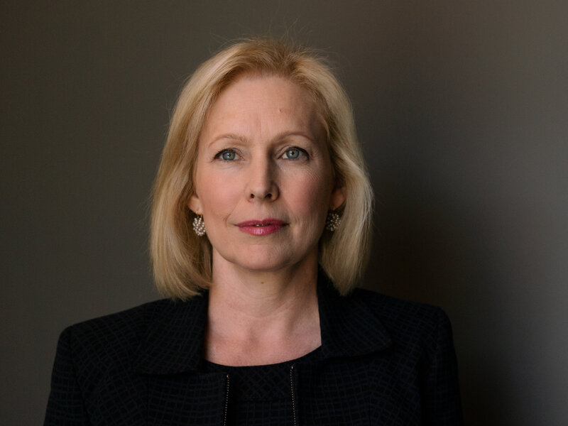 New York Democratic Primary 2020.Gillibrand Drops Out Of Democratic Presidential Race Npr