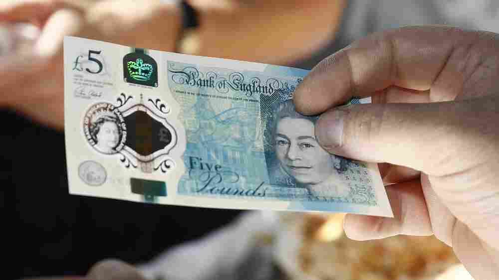 Like The Empire Itself, The British Pound Is Not What It Used To Be