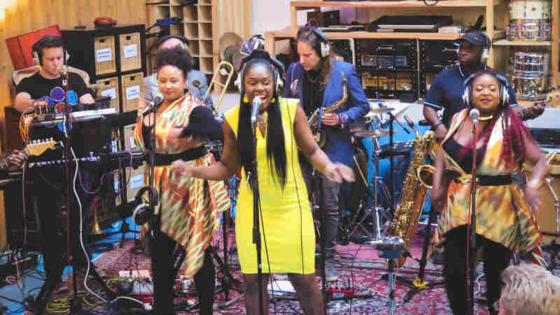 Ibibio Sound Machine Takes Us Around The World Without Leaving London