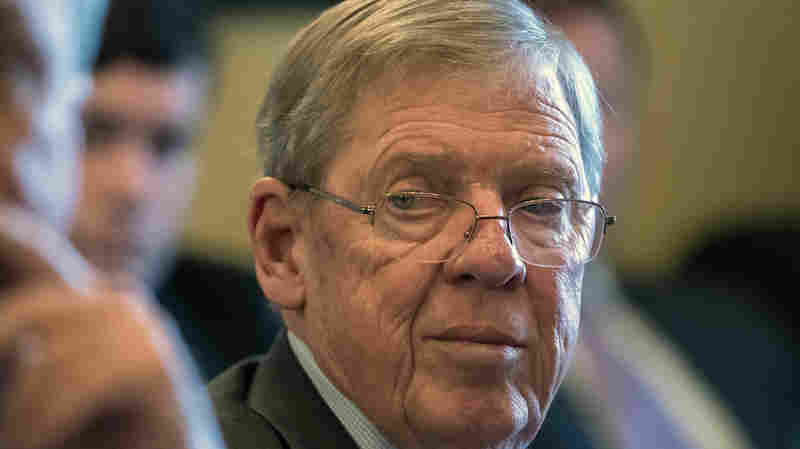 Citing 'Health Challenges,' Republican Sen. Johnny Isakson To Retire At End Of Year