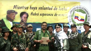 Former FARC Leaders Announce 'New Stage Of Fighting,' Upending Colombia's Peace Deal