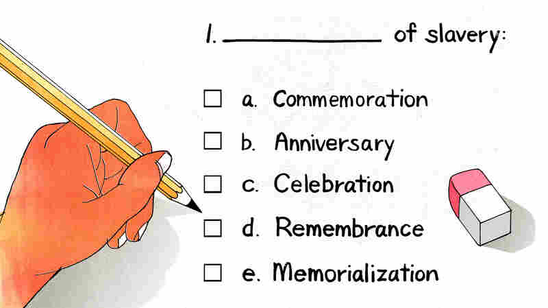 What Do You Call The 'Anniversary' Of A Disaster?