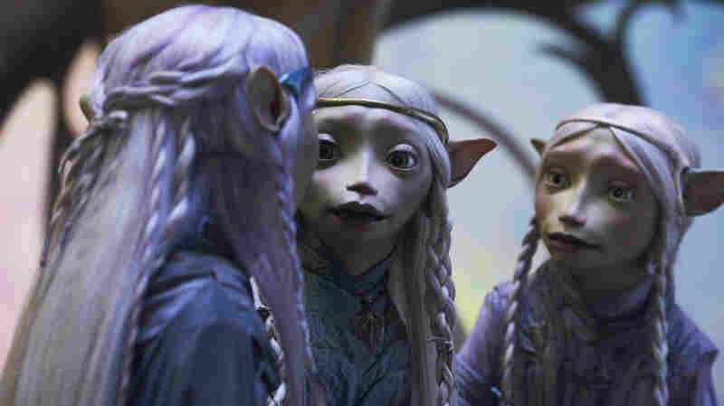 'Dark Crystal: Age Of Resistance': Gorgeous, Multi-Faceted, Hollow At Its Center