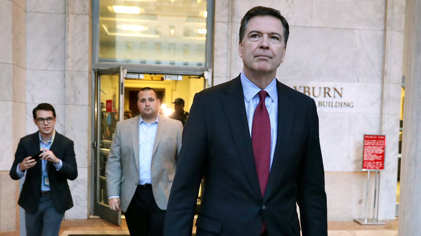 Image result for BREAKING, IG Report Finds Comey Violated FBI Rules