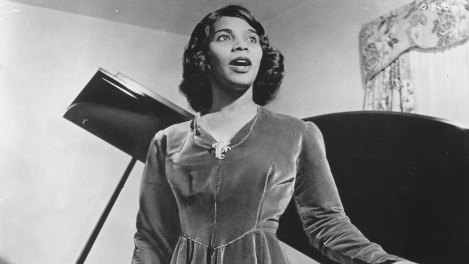 Marian Anderson's story reveals a longstanding legacy of black women amplifying black women's perspectives through the politics of concert performance. (Michael Ochs Archives/Getty Images)