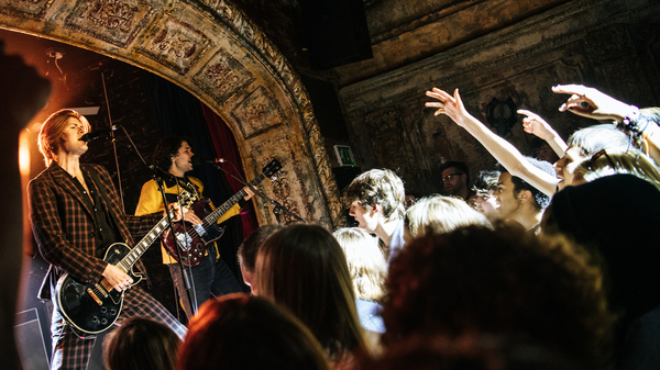 The Amazons performing live at Omeara in London, recorded live for World Cafe.