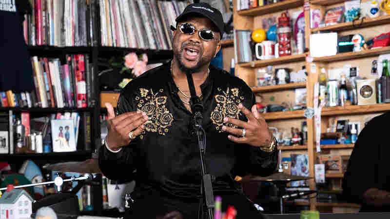 The-Dream: Tiny Desk Concert
