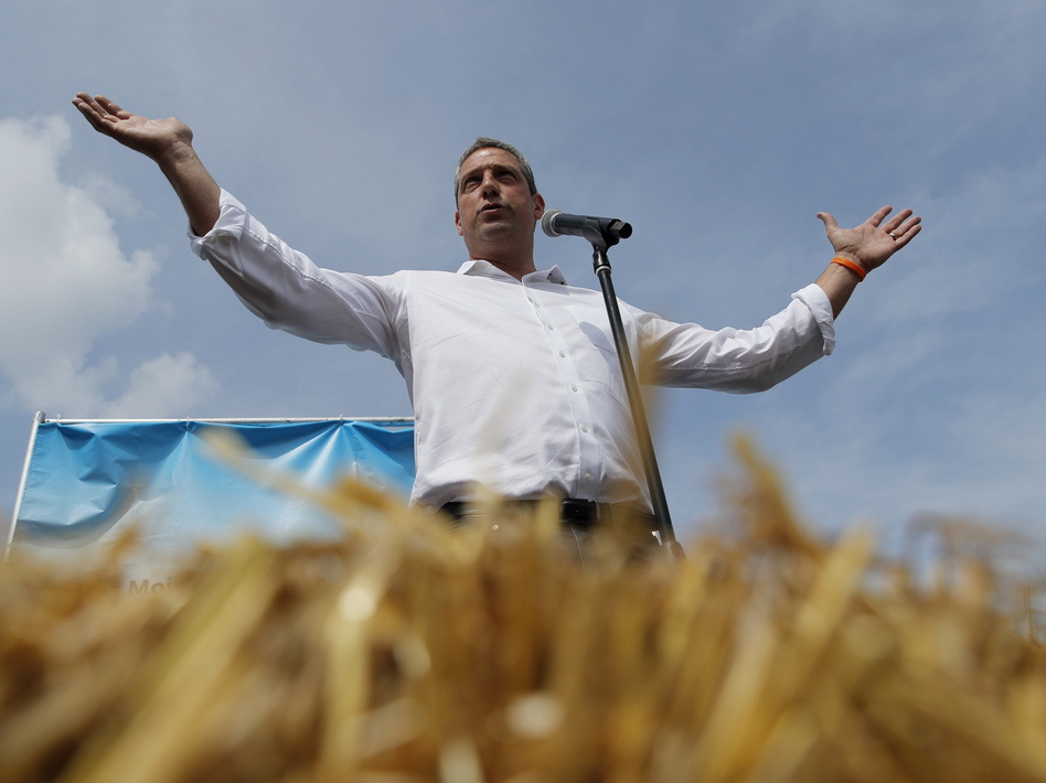 Rep. Tim Ryan, D-Ohio, has ended his campaign for president. (John Locher/AP)