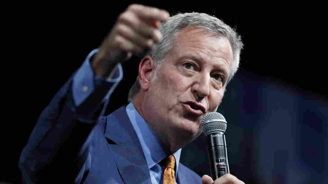 NYC Mayor Bill de Blasio Drops Out of Presidential Race