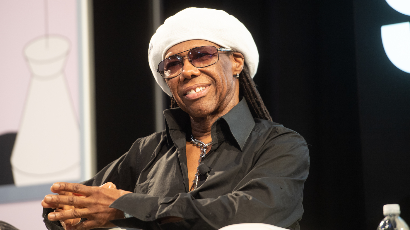 Jade Nile nile rodgers on writing smash hits and reworking david