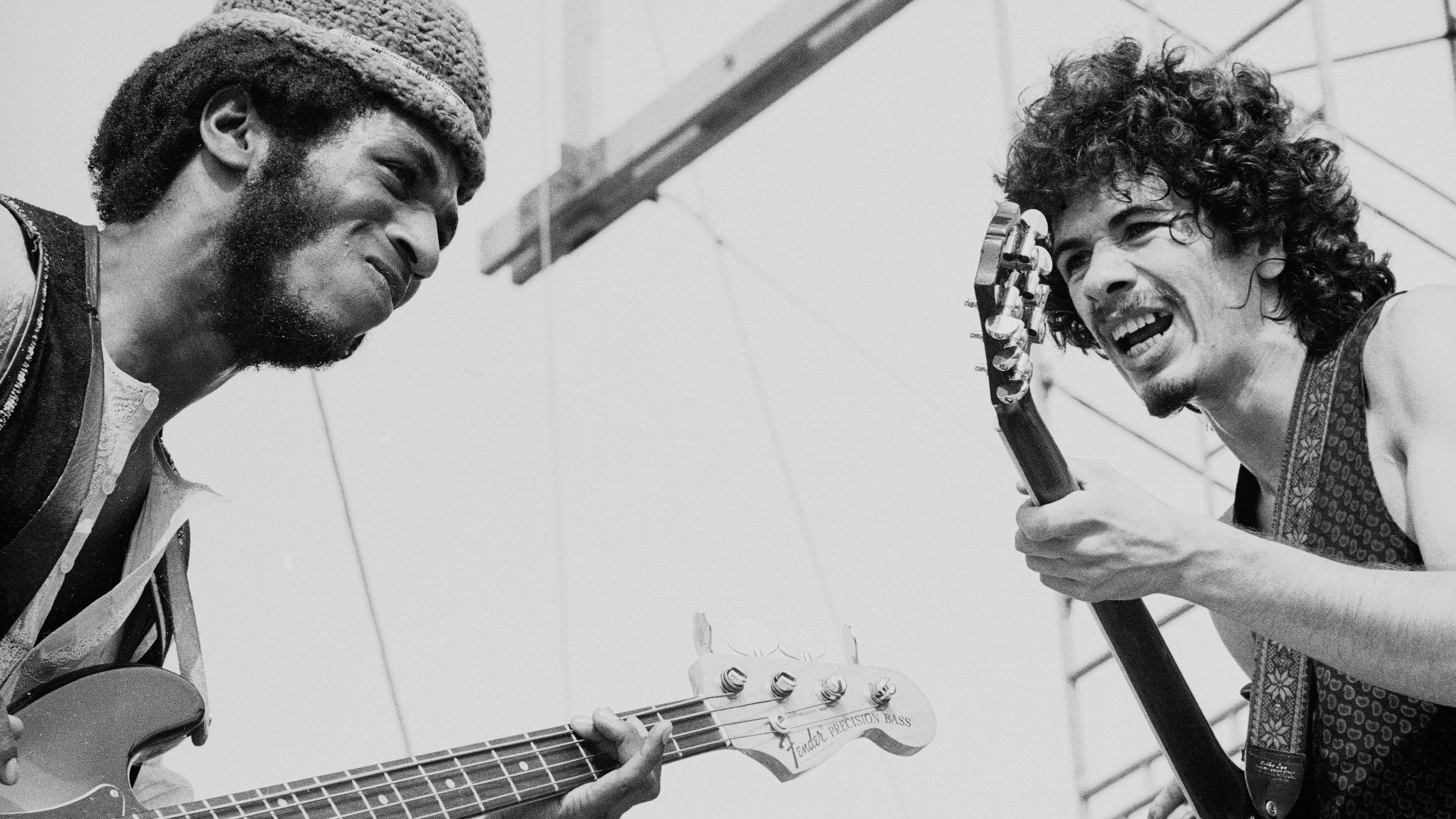 Santana's Debut Album Turns 50 Years Old
