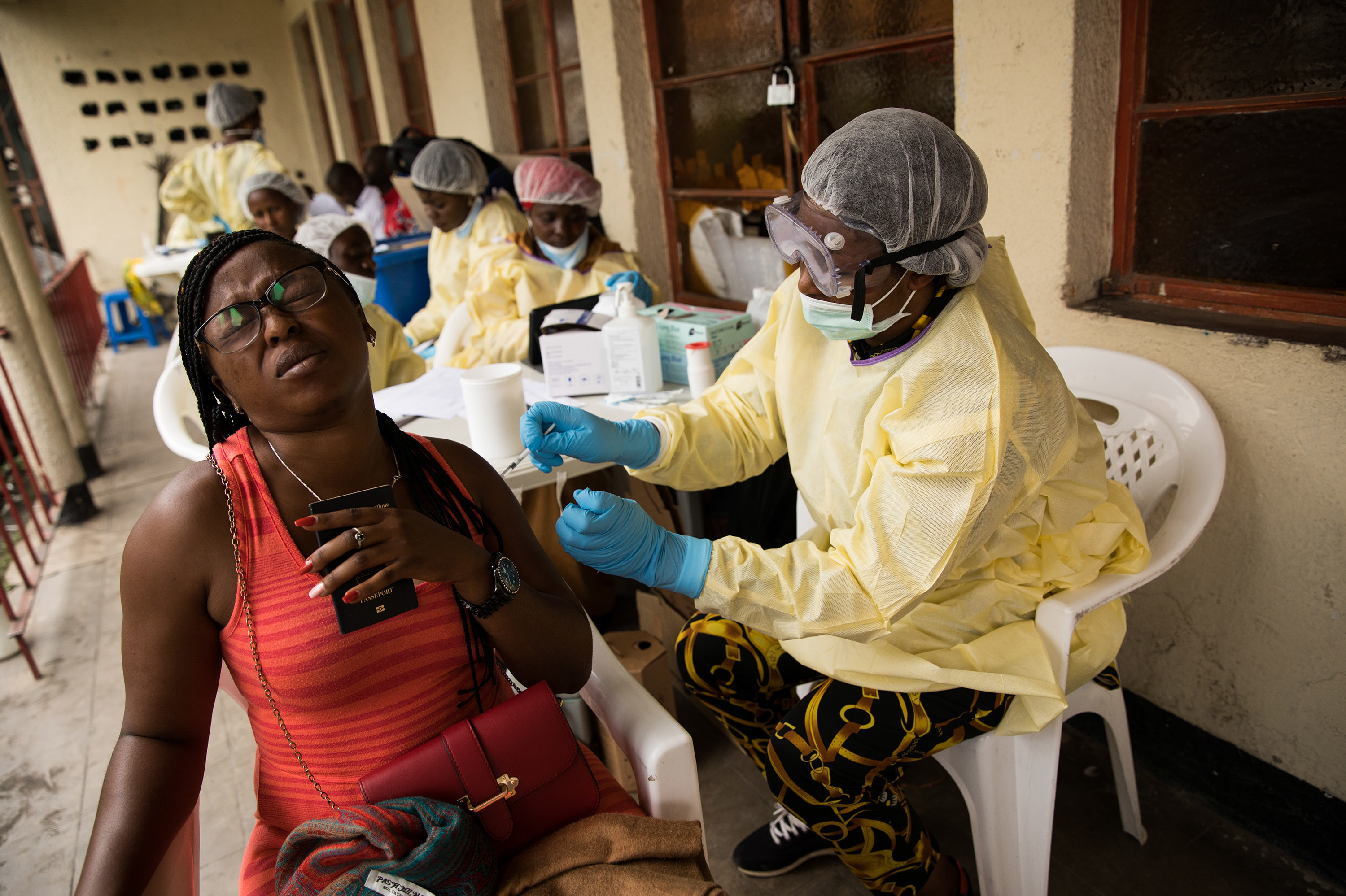 Why The Ebola Response Is A Success In Goma — But Not