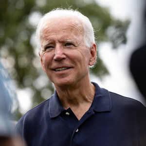 'Details Are Irrelevant': Biden Says Verbal Slip-Ups Don't Undermine His Judgment