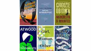 Margaret Atwood, Salman Rushdie Headline 2019 Booker Prize Shortlist