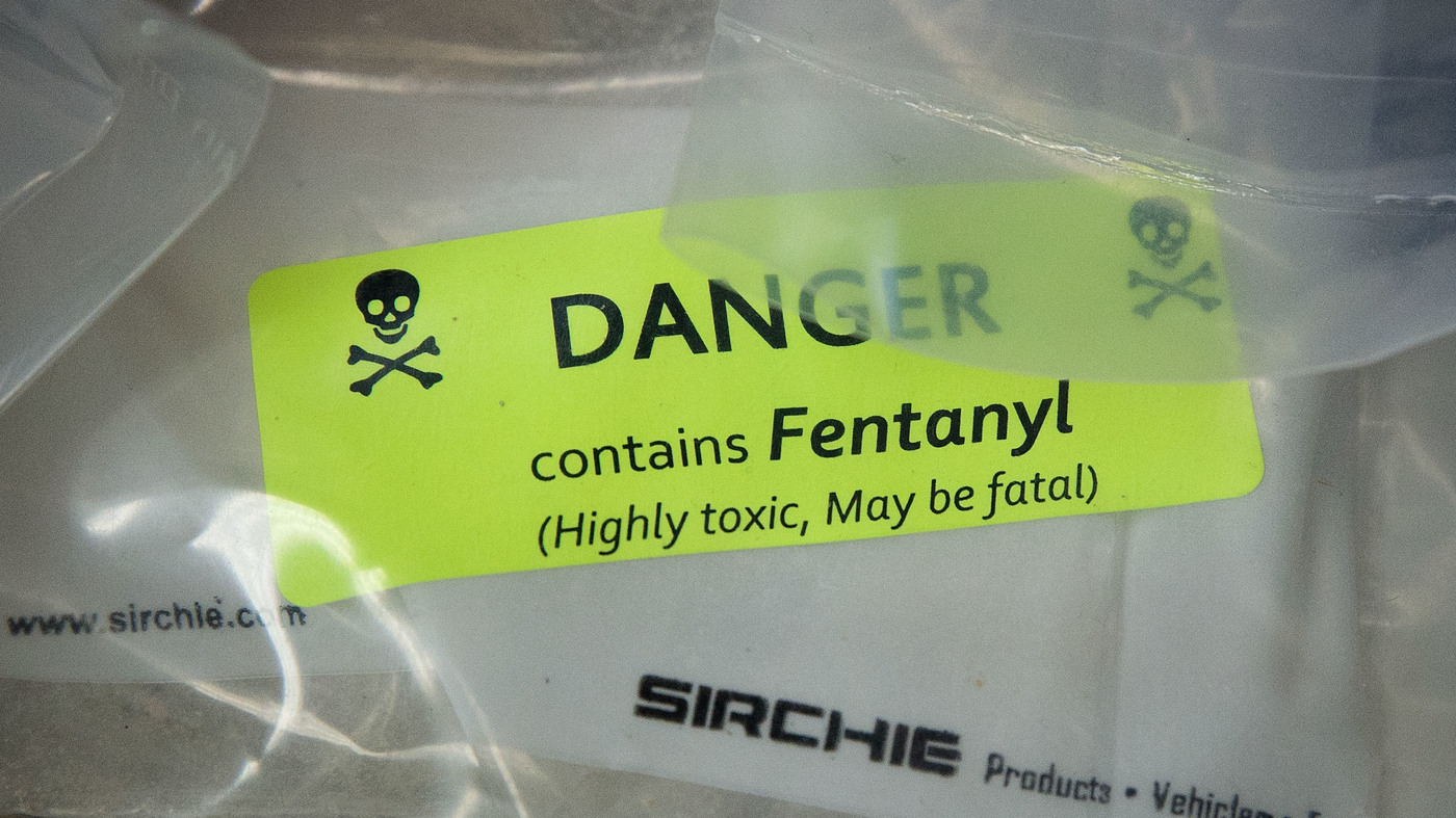 Fentanyl, Inc ' Tracks Opioid's Dark Web Path From China To