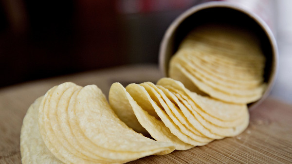 Researchers in the U.K. say a teen has suffered vision loss after years of eating a highly limited diet consisting of snacking on Pringles potato chips, as well as French fries, white bread and some processed pork products.
