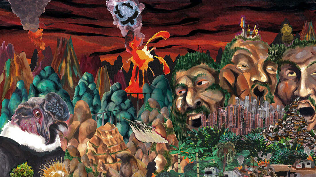 Viking's Choice: Psychedelic Cumbia, String Drone, Afghan Noise
