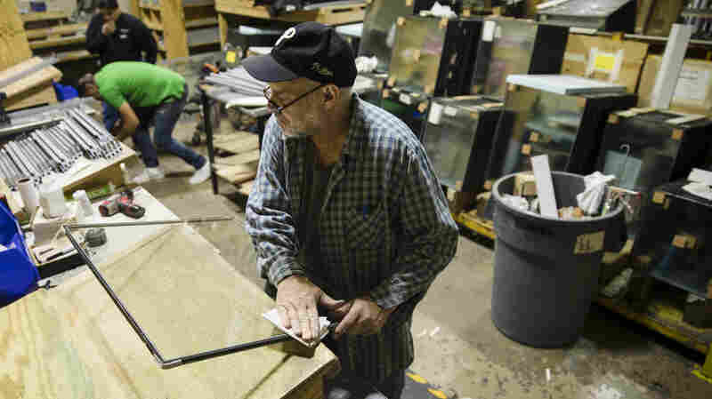 Manufacturing Shrinks For 1st Time In 3 Years On Trade Tensions