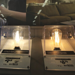 Trump Administration Reverses Standards For Energy-Efficient Lightbulbs