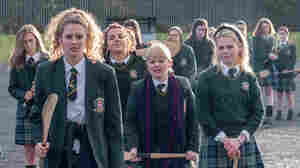 In Northern Ireland, 'Derry Girls' Balances Teen Comedy And Sectarian Conflict