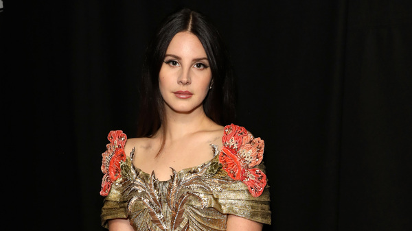 On her new album, Lana Del Rey (shown here in 2018) is at her most instantly compelling, fully committed to the messy alignments upon which her art is built.