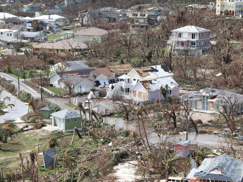 Growing Up In Bad Neighborhoods Has A Devastating Impact Study >> In Bahamas Officials Assess Generational Devastation From