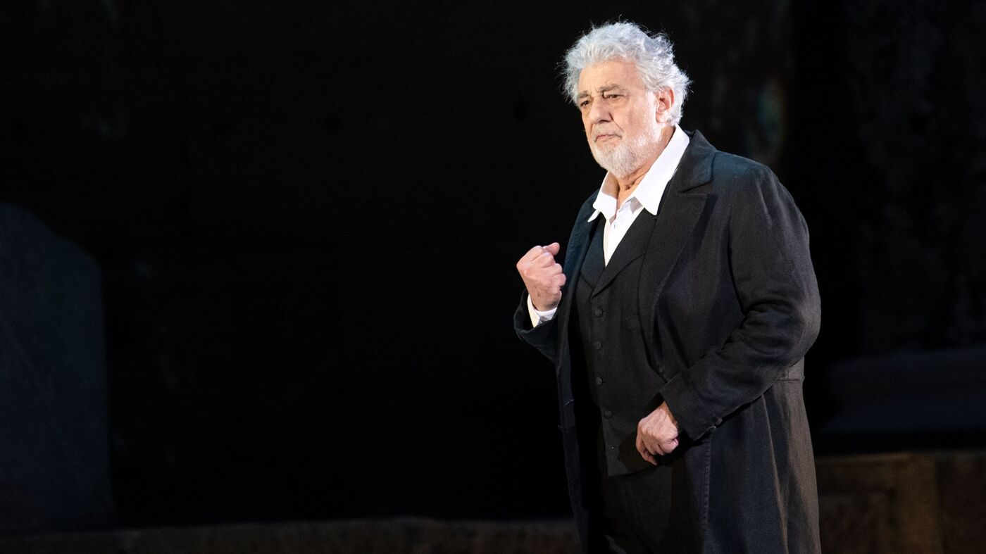 Report: Plácido Domingo Accused Of Sexual Misconduct By 11