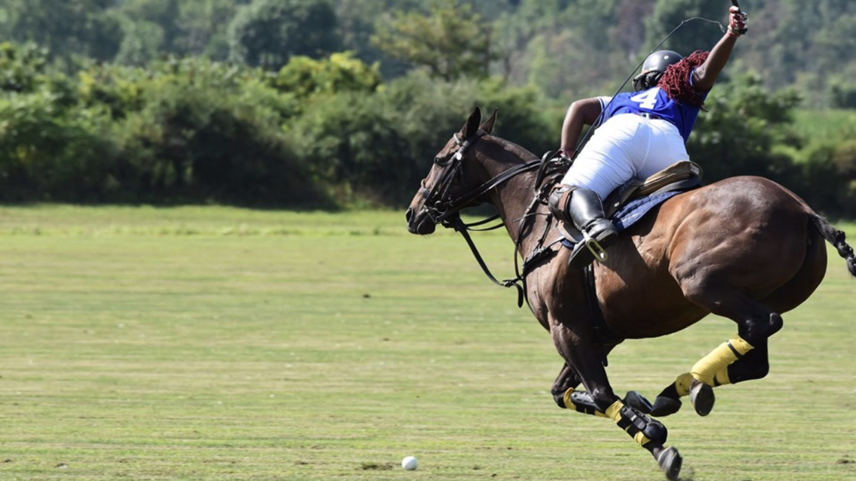 Shariah Harris competed in the Amateur Cup tournament in Tully, N.Y., this past August.