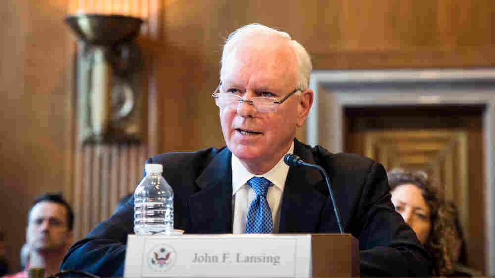 NPR Names Veteran Media Executive John Lansing As Its New CEO
