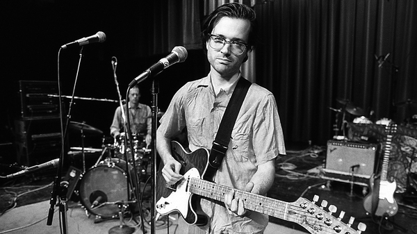 Violent Femmes perform for Mountain Stage in 1993.