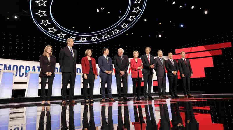 Debates, Not Voters, Begin Sending Democratic Presidential Candidates Packing