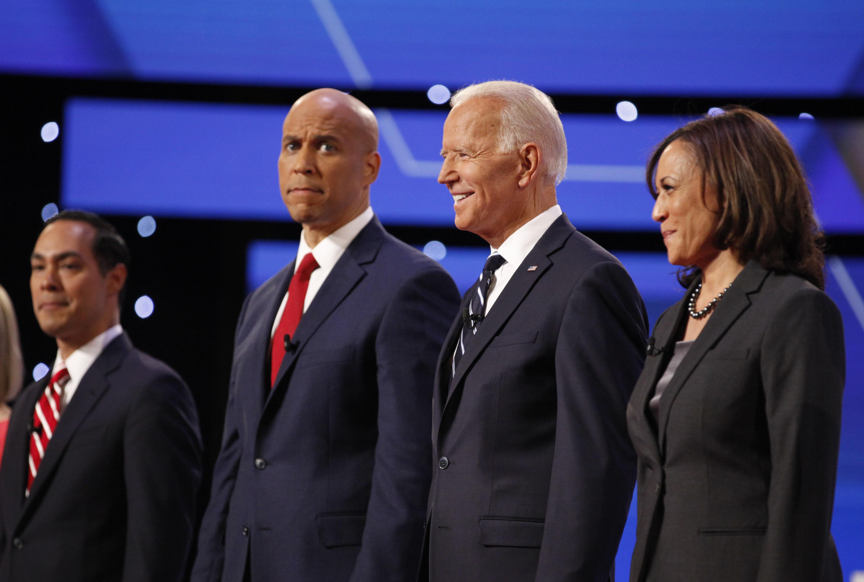 Debates, Not Voters, Begin Sending Democratic Presidential