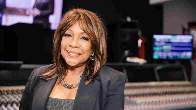 Mary Wilson, founding member of The Supremes, poses for a portrait at Capitol Records on June 12, 2014, in Hollywood, Calif.
