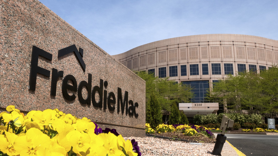 The mortgage giants Fannie Mae and Freddie Mac guarantee about half of all home loans in the U.S. (J. David Ake/AP)