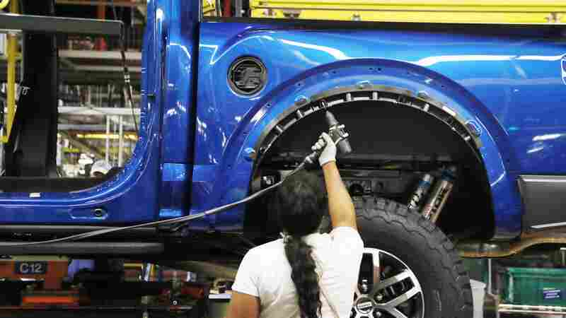 Tepid U.S. Jobs Report Adds To Economic Jitters