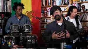 Damian 'Jr. Gong' Marley: Tiny Desk Concert