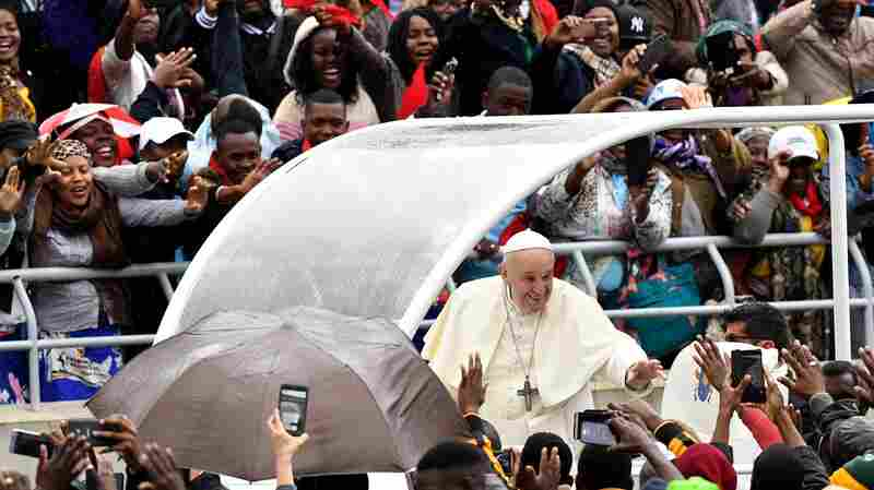 Pope Francis Comes To Africa With A Vision. Will It Stick?