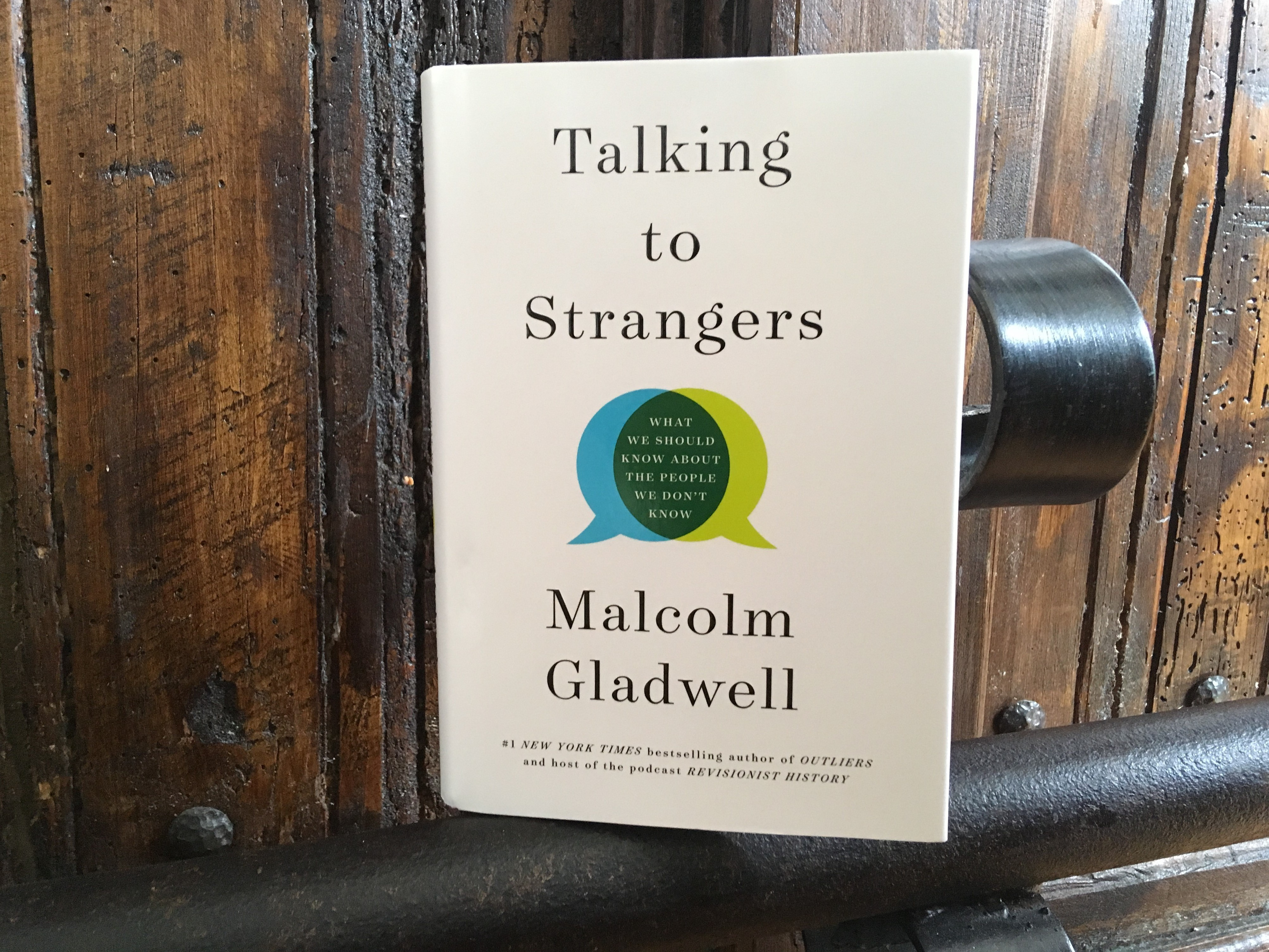 Talking To Strangers Review Malcolm Gladwell Explores Why It S So Hard Npr