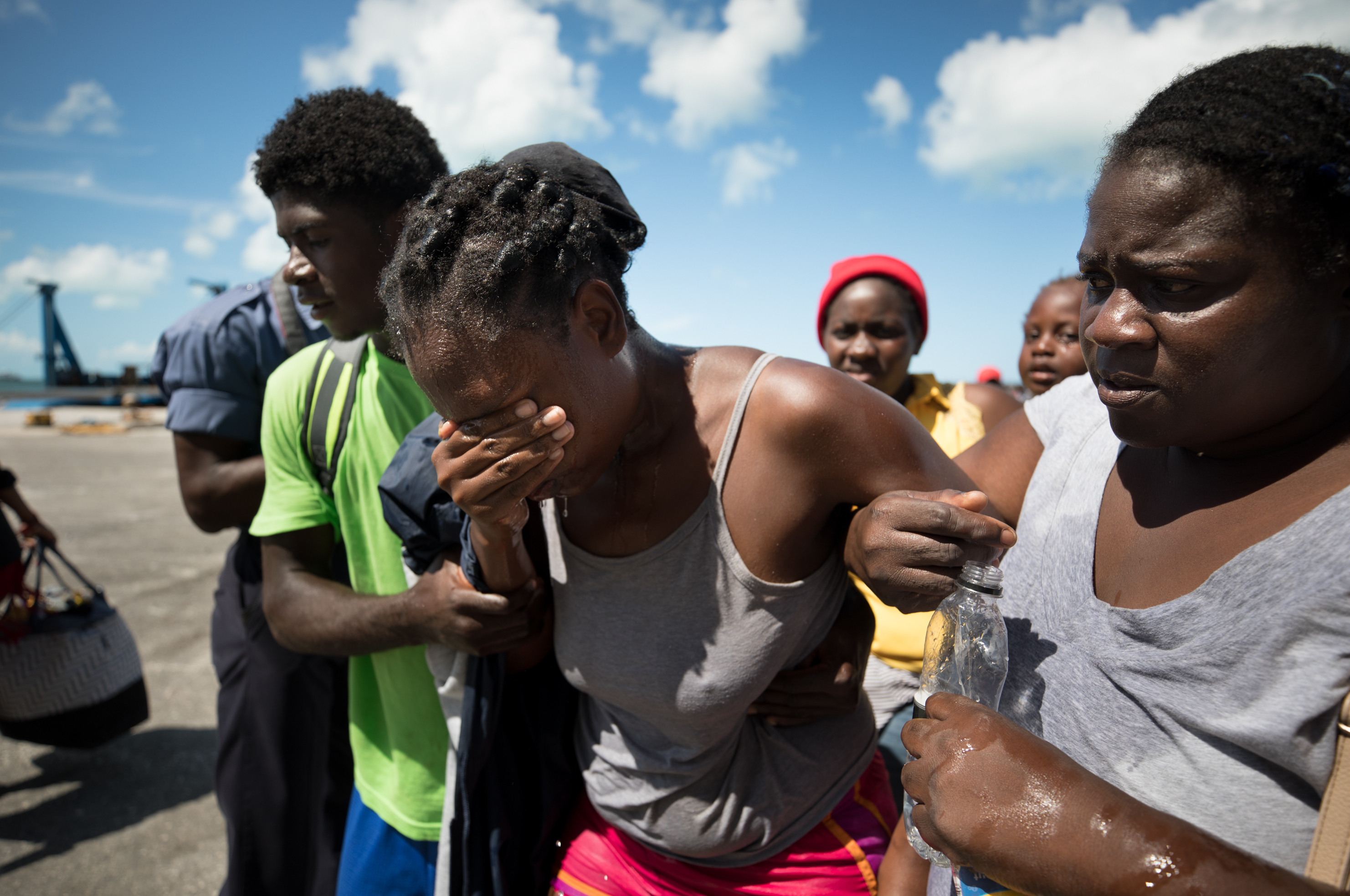 Distress And Desperation In The Bahamas As Dorian Death Toll Expected To Keep Rising