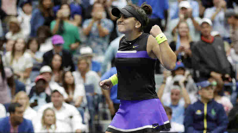 Bianca Andreescu Snatches Historic Victory From Serena Williams, Wins 1st Grand Slam