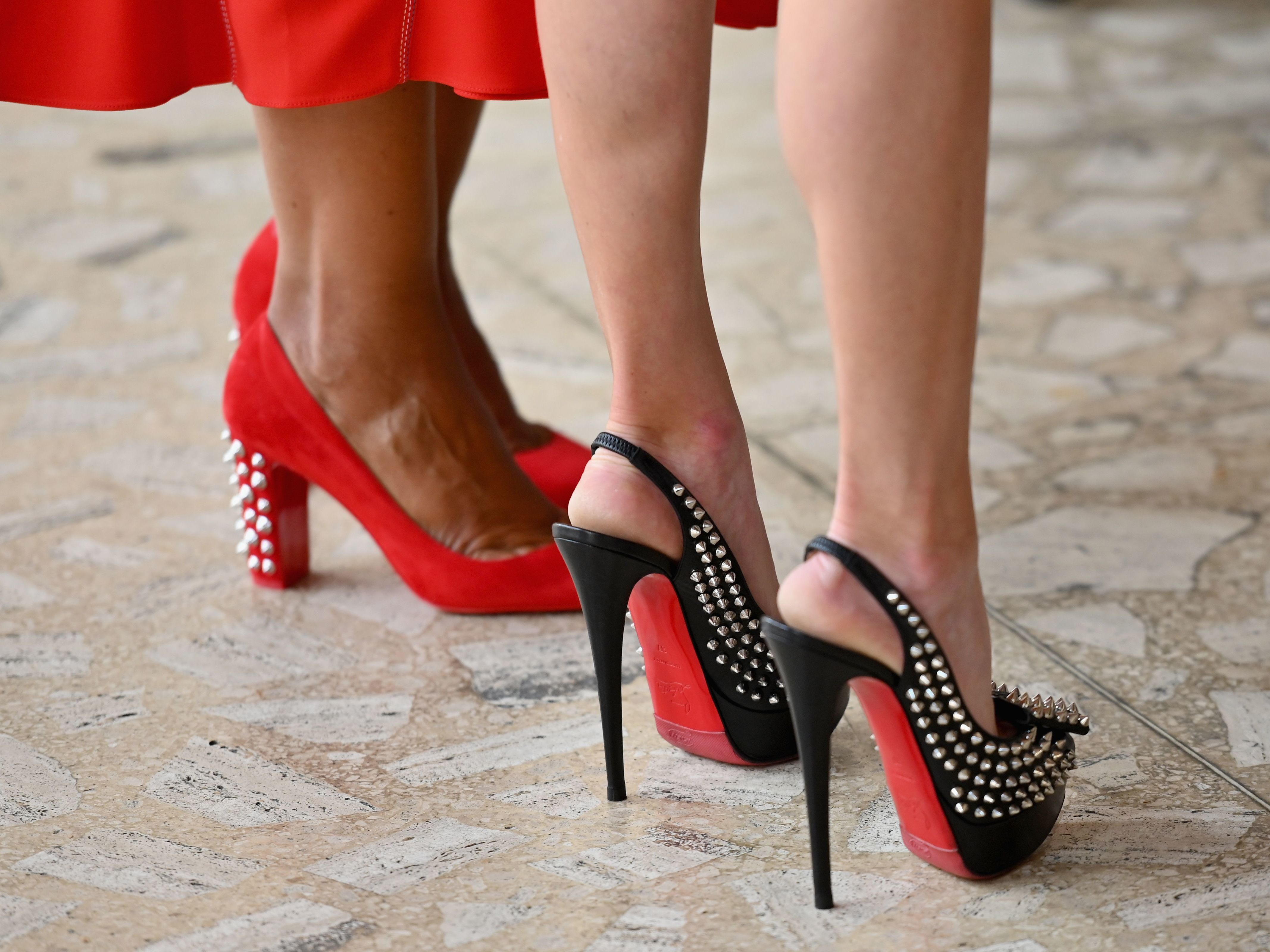 Falling Flat: Are The Days Of High Heels Coming To An End?