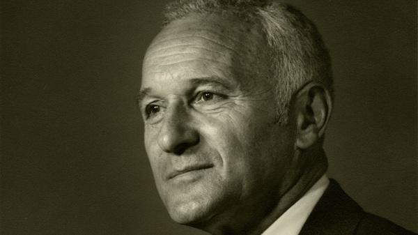 CIA chemist Sidney Gottlieb headed up the agency