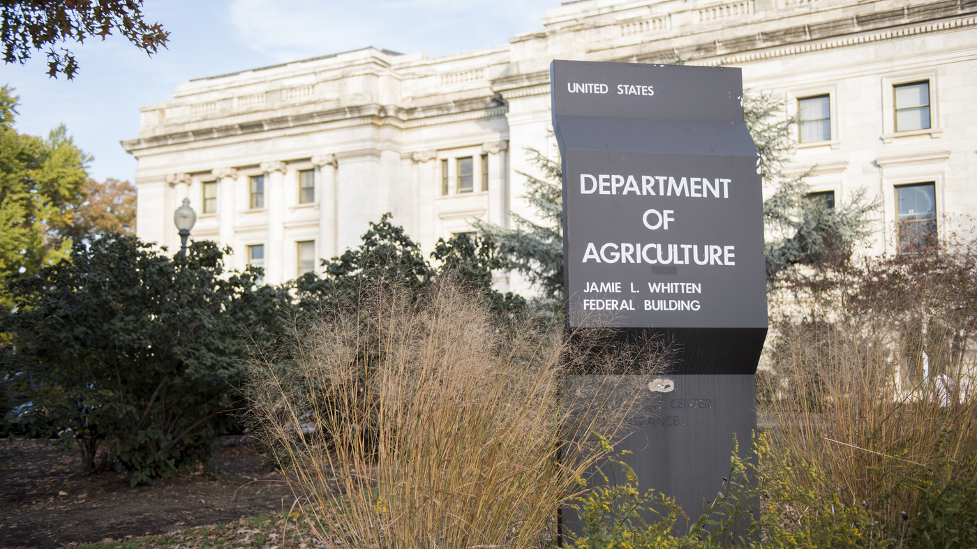 Critics Of Relocating USDA Research Agencies Point To Brain Drain