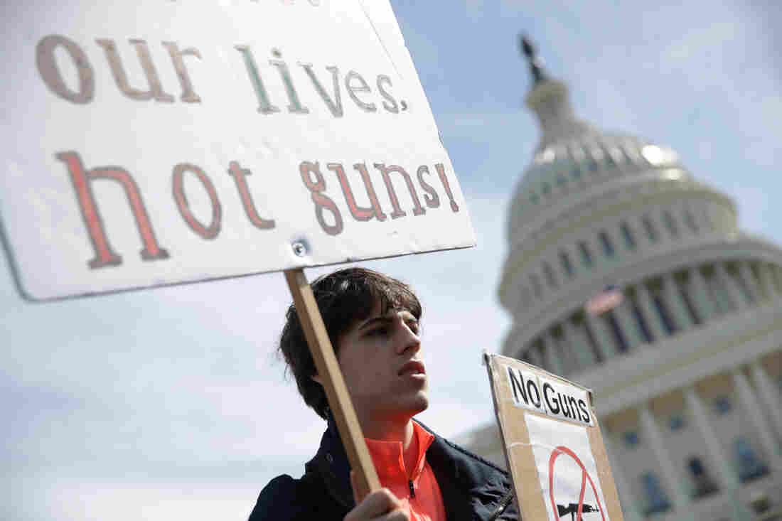 US Democrats demand gun safety action as Congress reconvenes