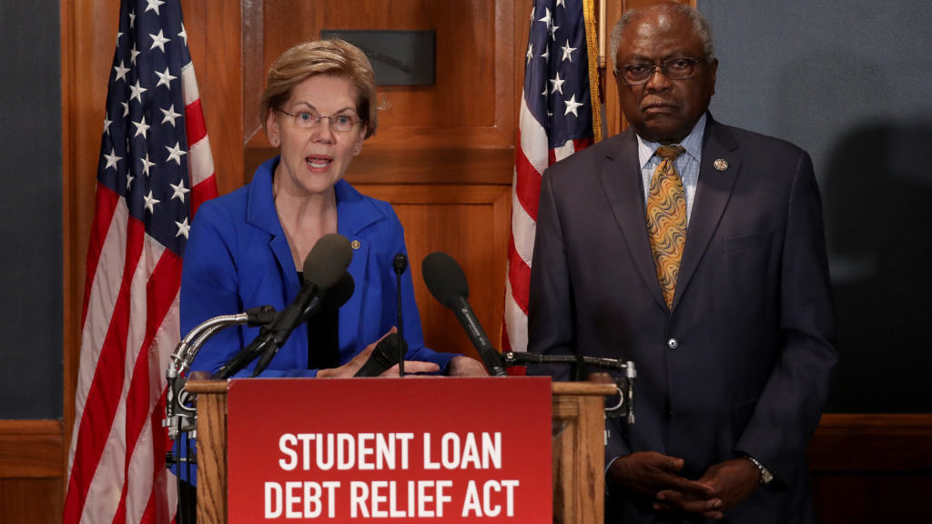 The Staggering Weight Of Student Loan Debt